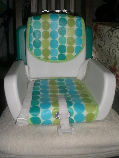 rialzo per sedia Chicco Mode