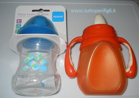 prima tazza per bambini