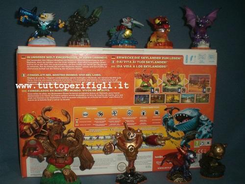 Skylanders, bakugan, pokemon e gli altri