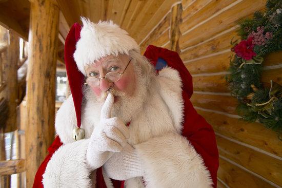 Come spiegare ai figli Babbo Natale