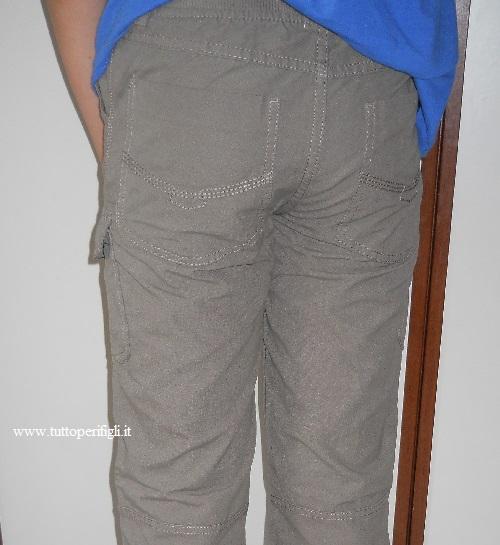 pantaloni indistruttibili