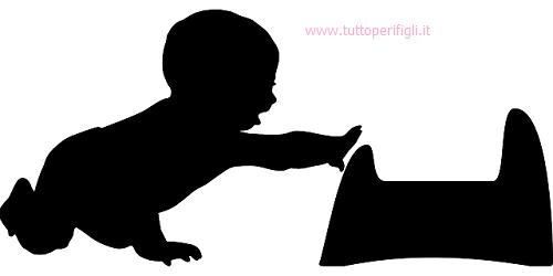 cosa fare quando il bambino non vuole rinunciare al pannolino
