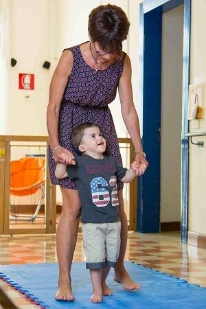 Agostino può camminare