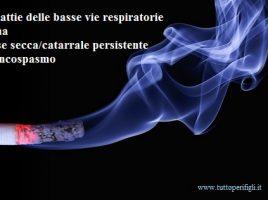 il fumo passivo