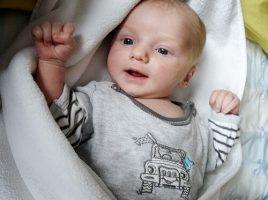 tutina per neonato