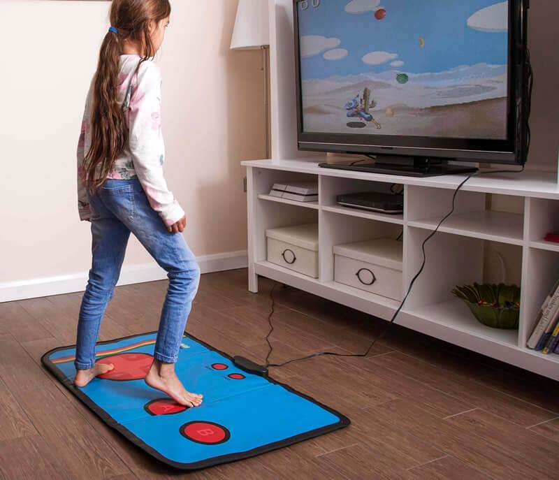 tappeto-retro-gaming-console