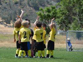 bambini e sport