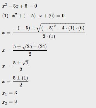 risolvere le equazioni