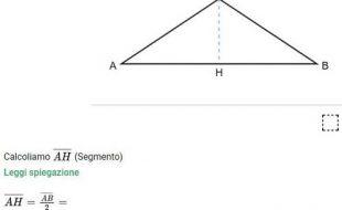 risolvi problemi di geometria