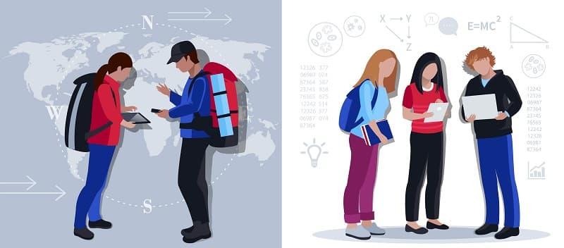 viaggio d'istruzione